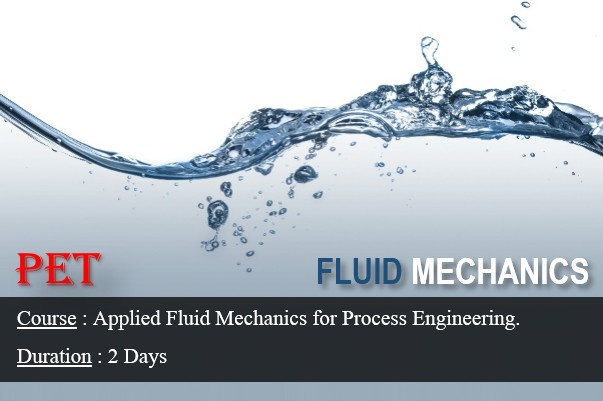 Applied Fluid Mechanics to Process Engineering (ME02 )