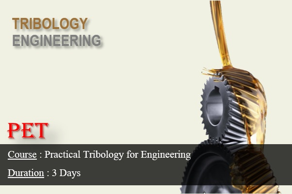 Practical Tribology for Engineers (ME15)