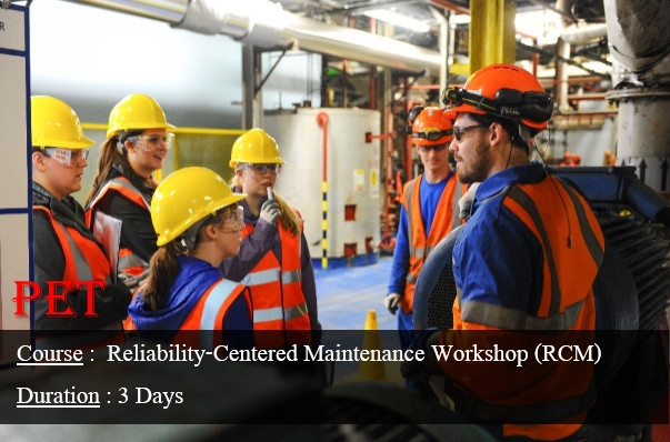 Reliability-Centered Maintenance Workshop (GE02)