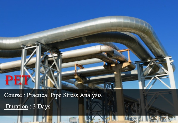 Practical Pipe Stress Analysis (ME39)