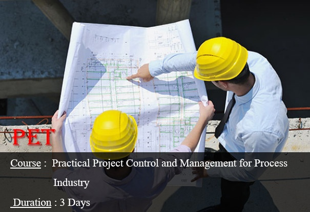 Project Control and Management for Process industry (GE10)